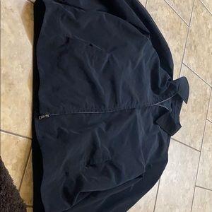 men's alfani light jacket size xl